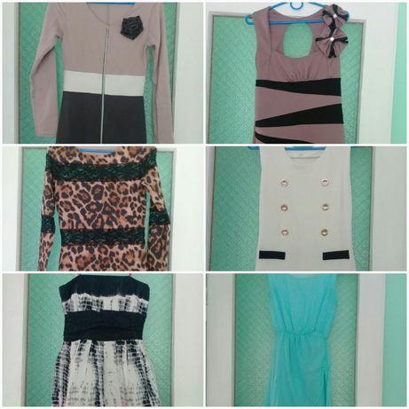 Різні плаття по низькій ціні. Платья