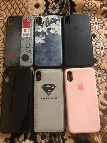 Чехол бампер iphone x xs 10 айфон