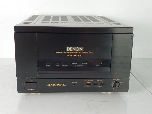 Końcówka mocy DENON POA 6600A 260W 8 ohm kolos 1 szt mono