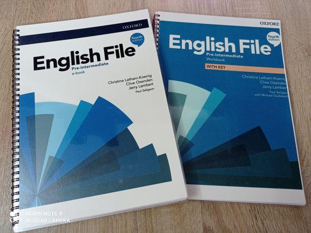 English file (fourth edition)