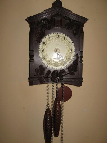 Zegar kukułka , sprawny , po przeglądzie Majak