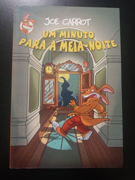 """Livro """" um minuto para a meia-noite"""""""