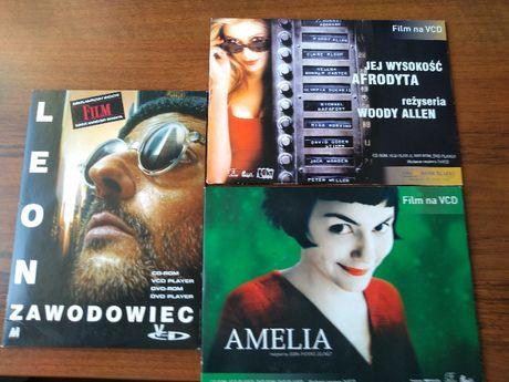 Leon Zawodowiec Amelia Jej Wysokośc Afrodyta VCD