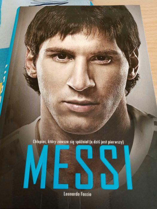 Książka Messi, Leonardo Faccio Wrocław - image 1