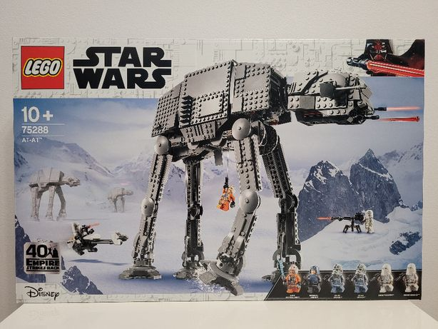 NOWE LEGO Star Wars 75288 - AT-AT™