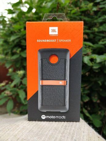 JBL SoundBoost Speaker Moto Mod