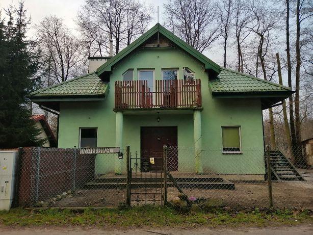 Dom w Jaroszowej Woli