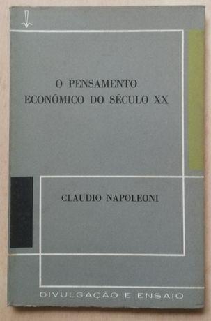 o pensamentoeconómico do século xx, claudio napoleoni