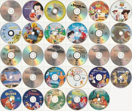 29 filmes infantis originais em dvd