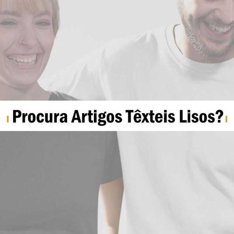 T-Shirts Lisas|Personalização|Sublimação (Empresas/Particulares)