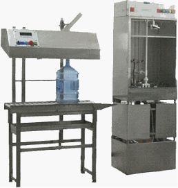 Оборудование для мойки и разлива бутылей