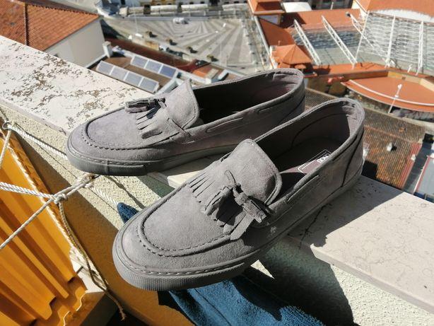 NOVO Sapatos mocassins (estilo Zara)