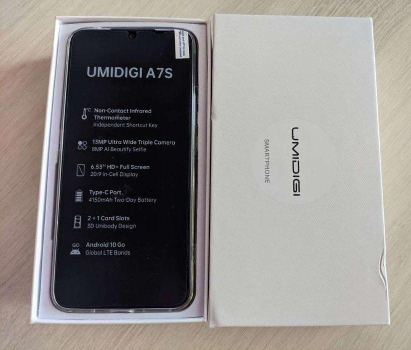 Umidigi A7s 2/32 с инфракрасным термометром Днепр - изображение 1