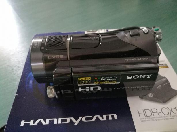 Sony HDR-CX12, kamera Full HD wykrywająca uśmiech
