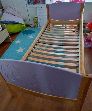 Łóżko dziecięce 190x80