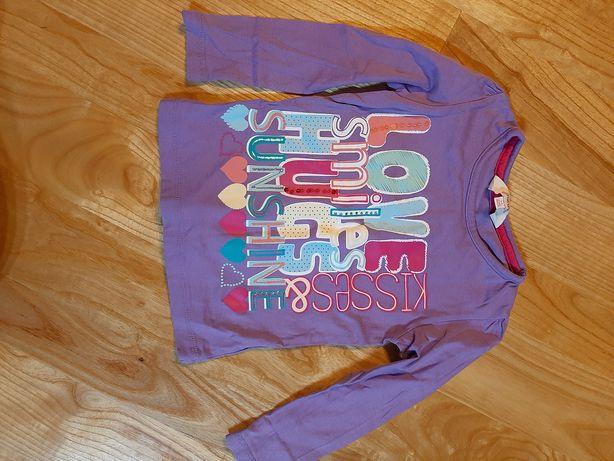 Bluzeczki na dziewczynkę