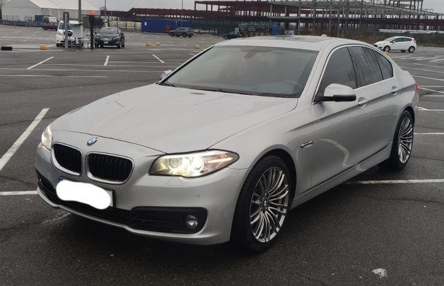 BMW 528i rwd 2015