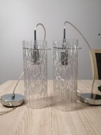 Lampy wiszące komplet