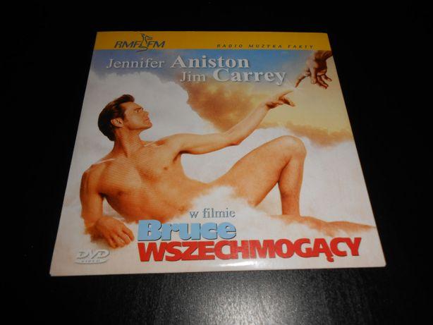 Bruce Wszechmogący - Film DVD