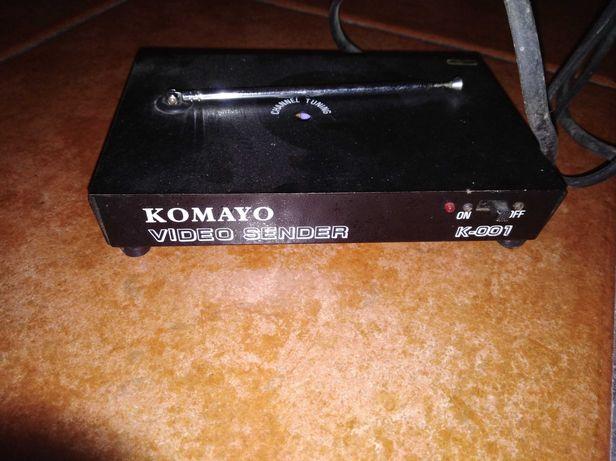 Vendo aparelho para transmissão de video