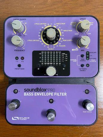 Source Audio Soundblox Pro Bass Envelope Filter - басовый процессор