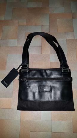 Фирменная раскладная латч-сумка TUMI
