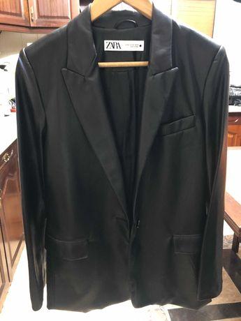 Blazer Zara Pele XS