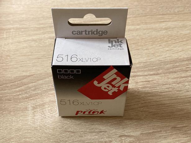 Tinteiro preto novo selado inkjet 516 XLV1CP prink cartridge
