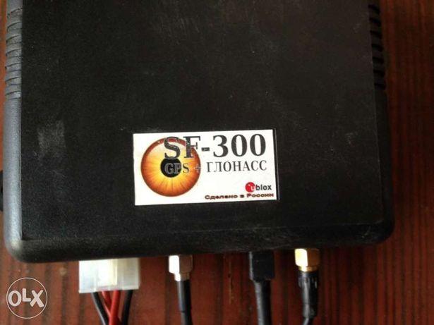 sf-300 gps трекер