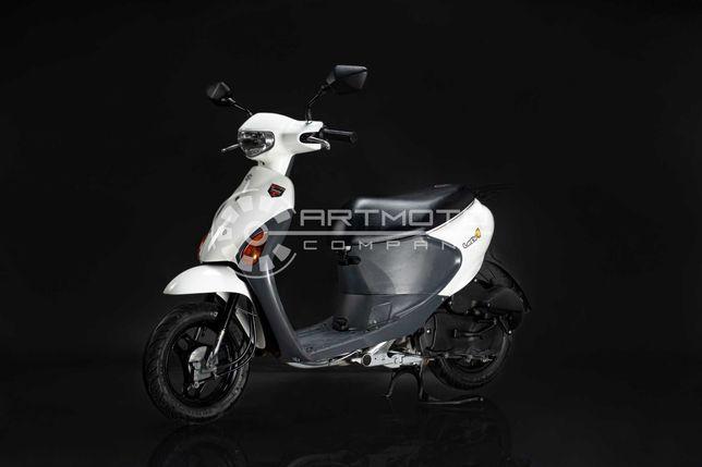 Купи в кредит от 50 грн день мопед Suzuki LETS 4  Документы! Гарантия!