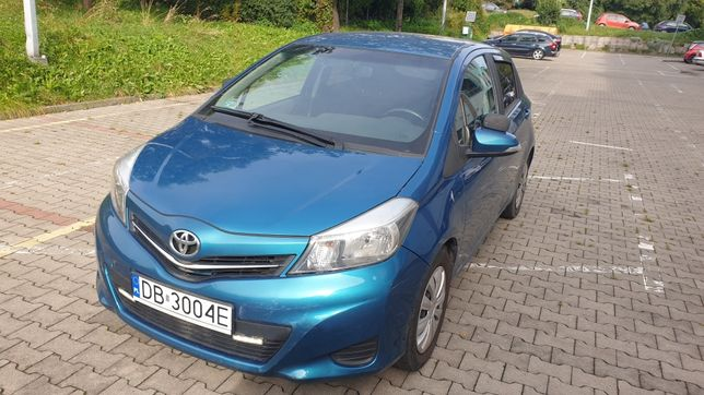 Toyota Yaris 2013r 1,3 LPG