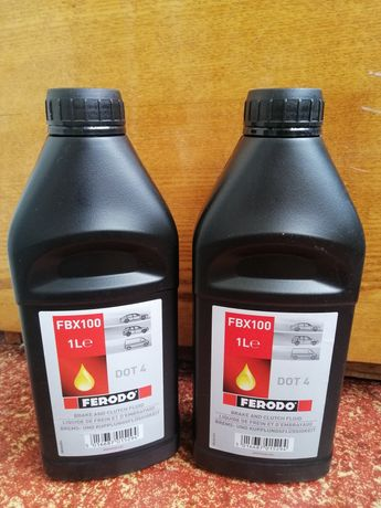 Тормозная жидкость FBX100