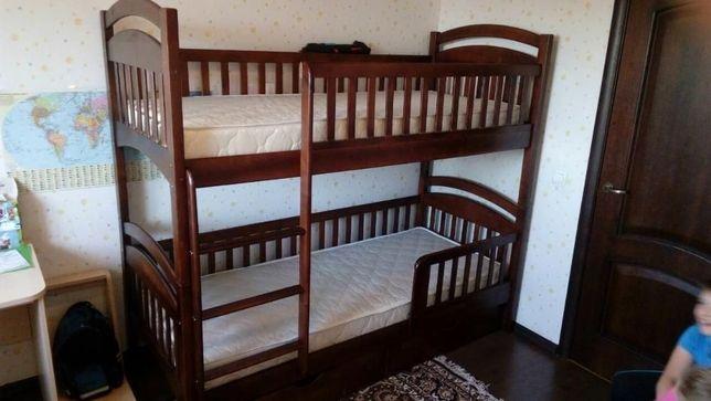Двухъярусная ( Двухьярусная ) кровать Карина от производителя