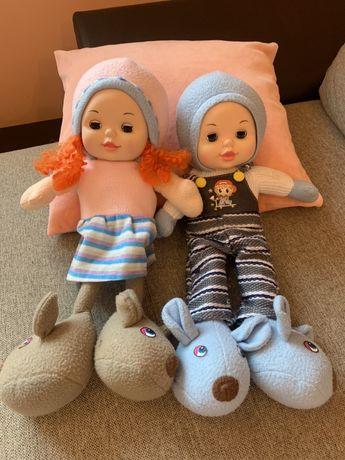 Ляльки двійнята хлопчик і дівчинка кукла
