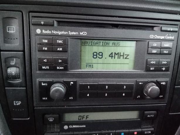 Radio nawigacja VW Passat B5 lift