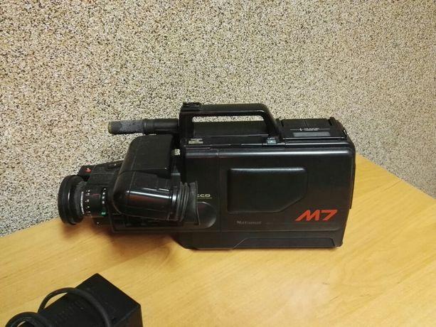 Stara kamera Vhs kompletny zestaw