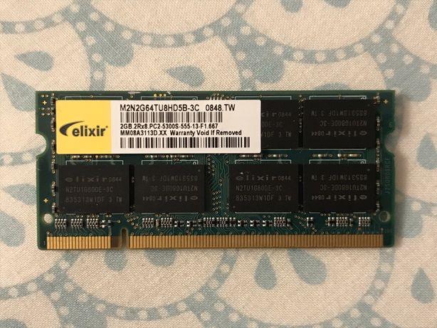 Placa ddr2 2GB