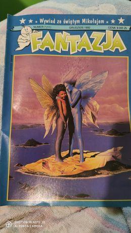 Fantazja numer 7(11) grudzień 1992