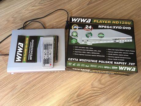 DVD WIWA Player USB MP3 mpeg4 XViD