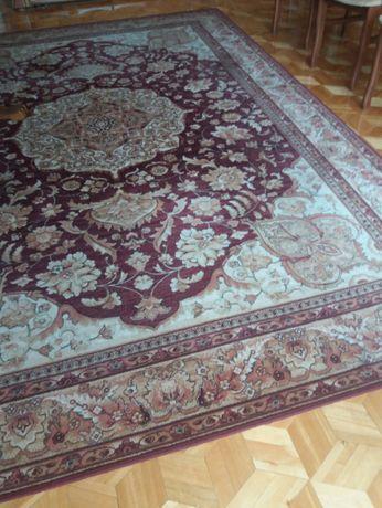Niższa cena ! Piękny dywan wełniany! Drugi gratis!