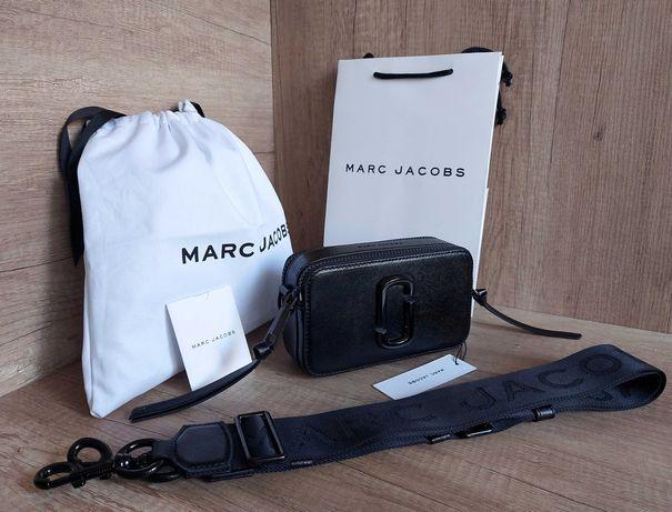 Сумка Marc Jacobs Snapshot DTM Small Camera Bag BLACK 100% AUTHENTIC