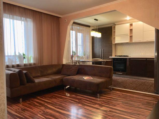 Сдам 2-комнатную квартиру, Королева/Интосана. Кухня-студия, спальня, д