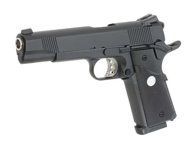 Pistola Airsoft 1911(Full-Metal) (Blowback) (GBB)
