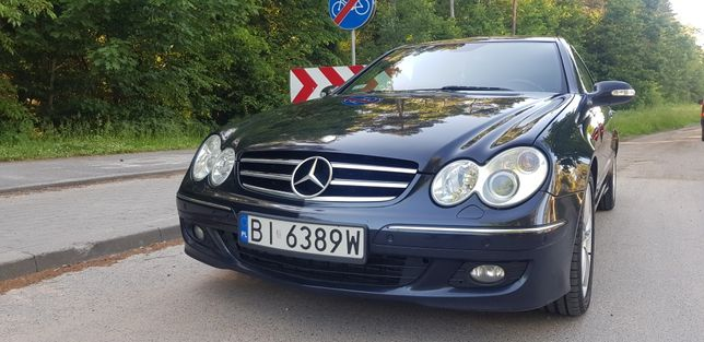 Mercedes Clk Avantgarde 1.8 kompresor