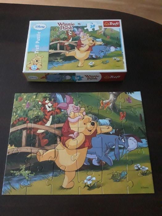 Układanki i Puzzle 3+ Józefów - image 1