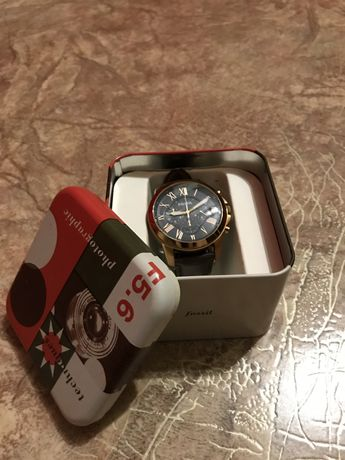 ПРОДАМ часы Fossil FS5068