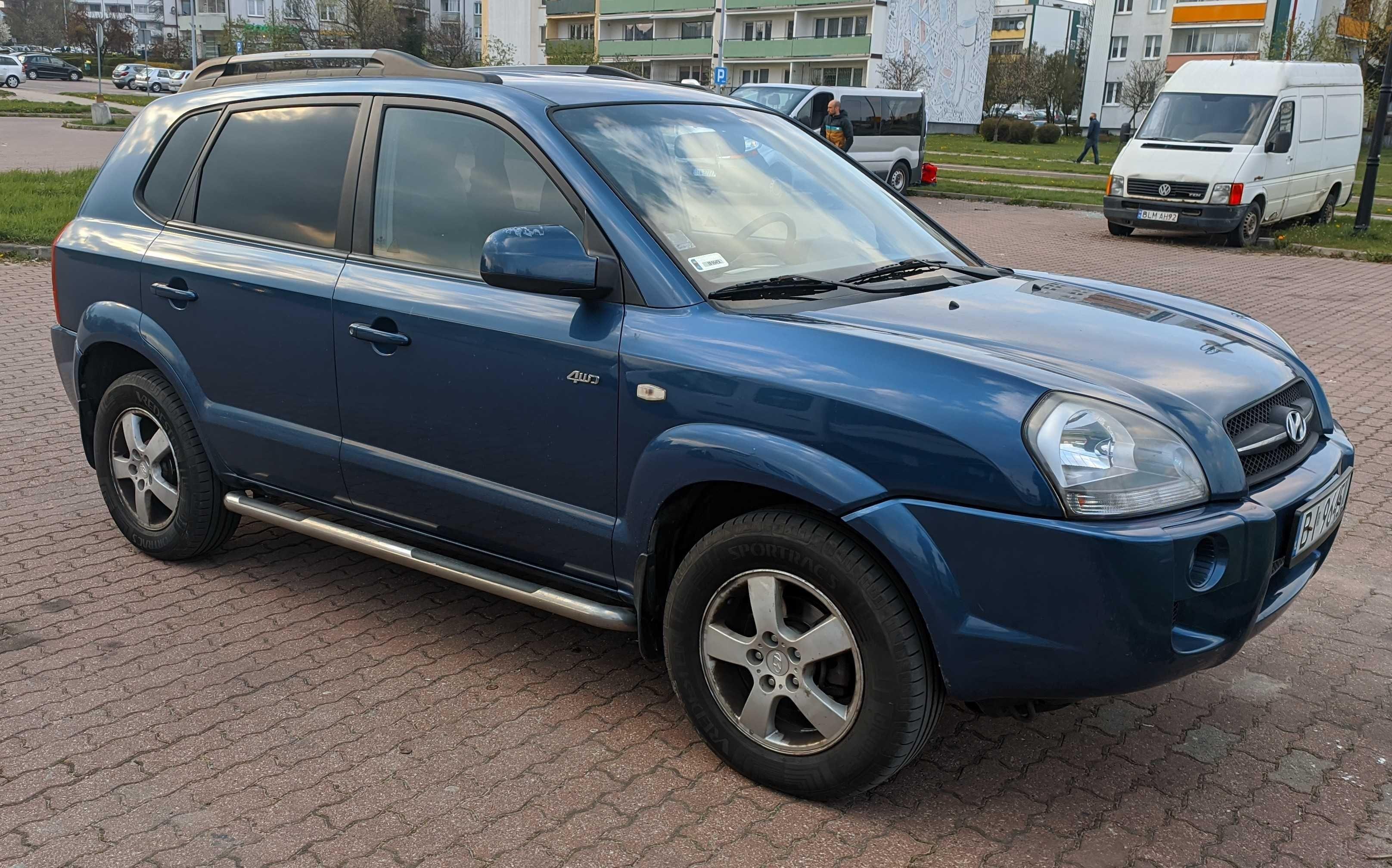 Hyundai TUCSON 2.0 CDRI