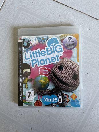Jogo little big planet ps3