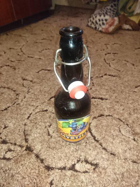 Продам пустые бутылки с крышкой - защелкой, 0,33л