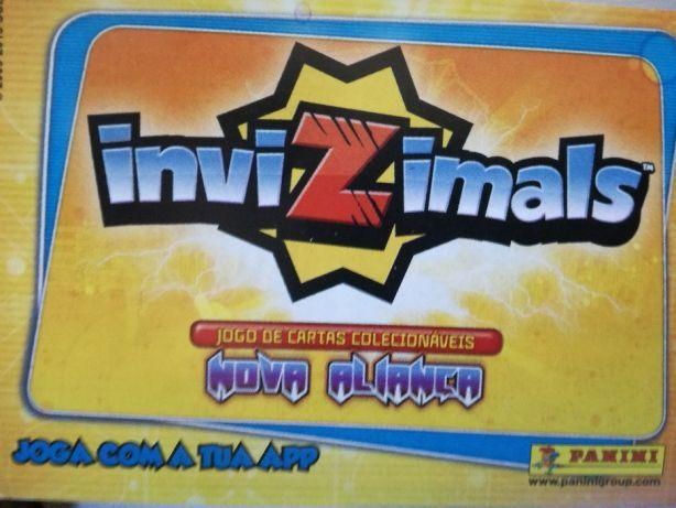 INVIZIMALS - Nova Aliança - Actualizada